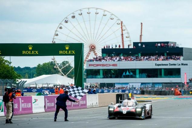 El Toyota 8 gana Le Mans de rebote; Alonso, nuevo campeón del WEC - SoyMotor