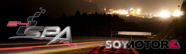 DIRECTO: 24 Horas de Spa-Francorchamps