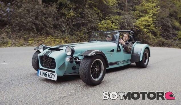 El Caterham Seven es uno de los modelos más icónicos de la marca - SoyMotor