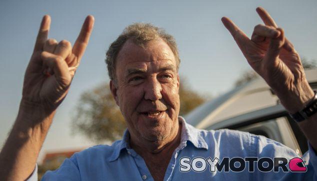 Jeremy Clarkson pasa página de uno de los peores episodios de su vida - SoyMotor