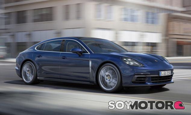 La versión de batalla extendida del Porsche Panamera se estrenará en Los Ángeles - SoyMotor