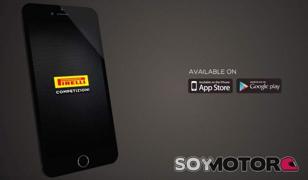 Pirelli Competizioni ya está disponible en la App Store de Apple y en Google Play - SoyMotor