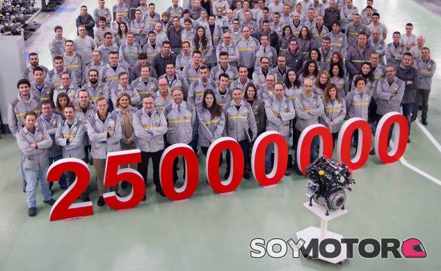 La factoría vallisoletana de Renault está de celebración - SoyMotor
