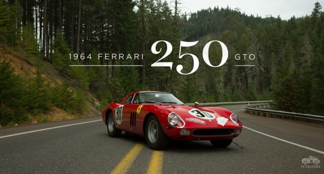 Una carretera y un 250 GTO: ¿a qué sabe la felicidad? - SoyMotor.com