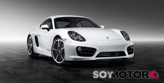 Porsche Exclusive crea un especial Cayman S - SoyMotor