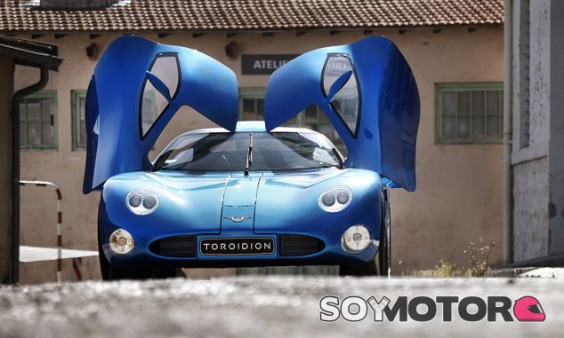 Imagen espectacular y mecánica radical. El Toroidion 1MW lo tiene todo - SoyMotor