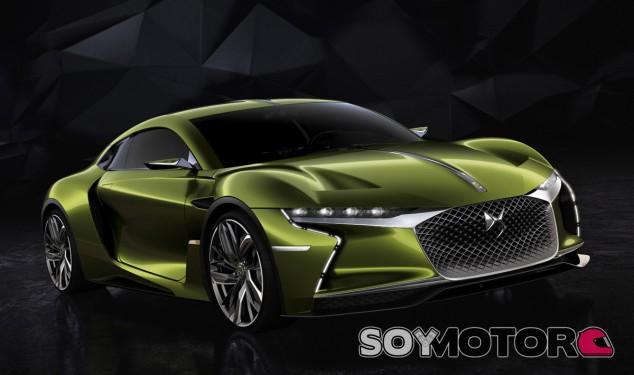 Ginebra será testigo del estreno del primer prototipo eléctrico de la firma DS - SoyMotor
