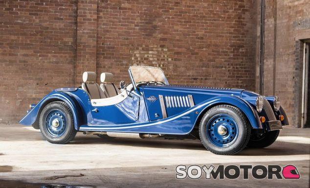 El Morgan 4/4 80th Anniversary presenta una paleta de colores muy reducida y exclusiva - SoyMotor