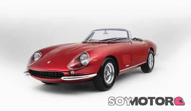 Este Ferrari 275 GTS/4 NART Spyder puede convertirse en uno de los 10 coches más caros del mundo - SoyMotor