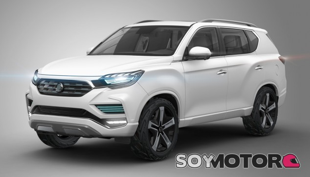 Este es el aspecto definitivo del SsangYong LIV-2 Concept, presentado en París - SoyMotor
