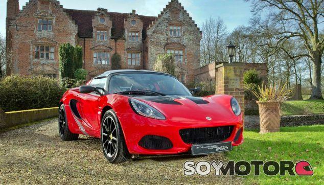 El Lotus Elise Sprint es una máquina pasional diseñada para disfrutar - SoyMotor