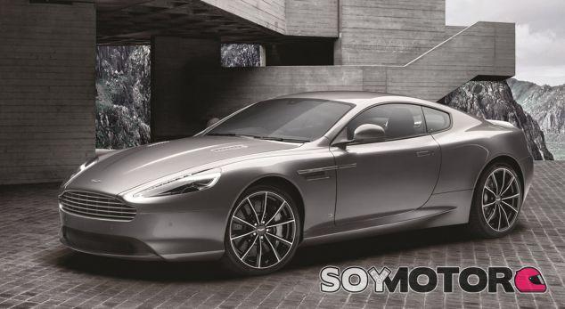 Aston Martin DB9 GT Bond Edition: siéntete un espía