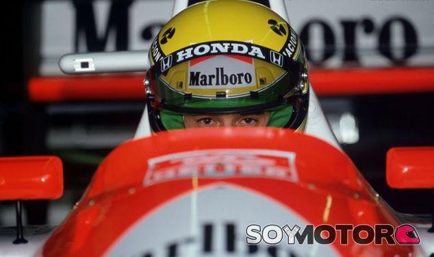 Sale a la luz la última entrevista que concedió Ayrton Senna - LaF1