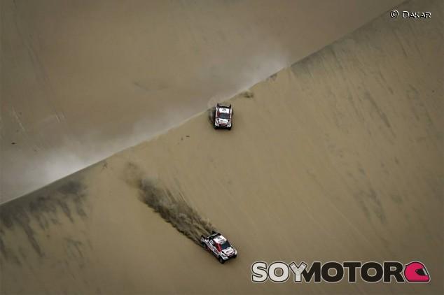 Los Toyota en el Dakar – SoyMotor.com