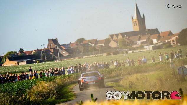 El Rally de Ypres 2020, cancelado por covid-19 - SoyMotor.com