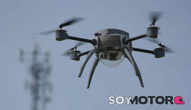 Los drones radar ya son una realidad y se estrenarán en Francia -SoyMotor