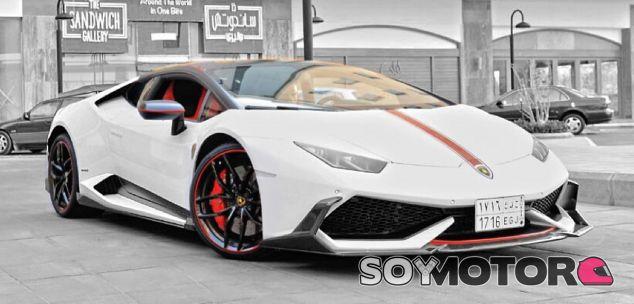Así luce el espectacular Lamborghini Huracán de DMC - SoyMotor