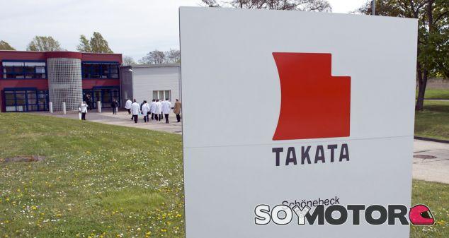 La multa a Takata es la mayor sanción de la historia de la automoción