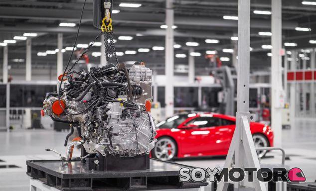 El Honda NSX es la nueva gran estrella del fabricante japonés - SoyMotor