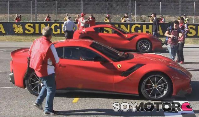 Ferrari estrena el F12tdf en las Finali Mondiali 2015
