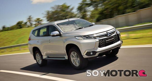 Nuevo Mitsubishi Pajero Sport - SoyMotor