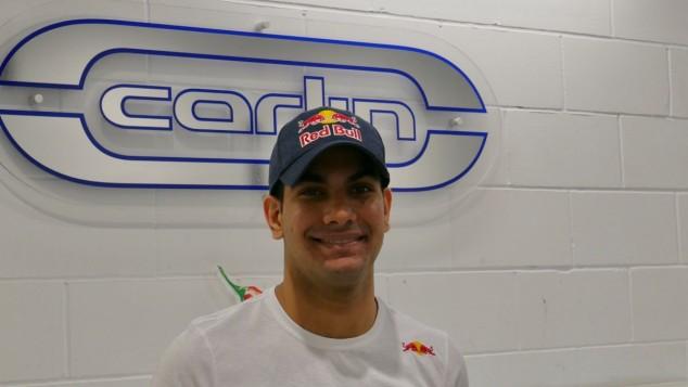Daruvala firma con Red Bull y da el salto a la F2 con Carlin en 2020 - SoyMotor.com