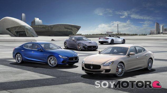 Maserati seguirá el camino de la hibridación para no renunciar a sus motores más potentes - SoyMotor