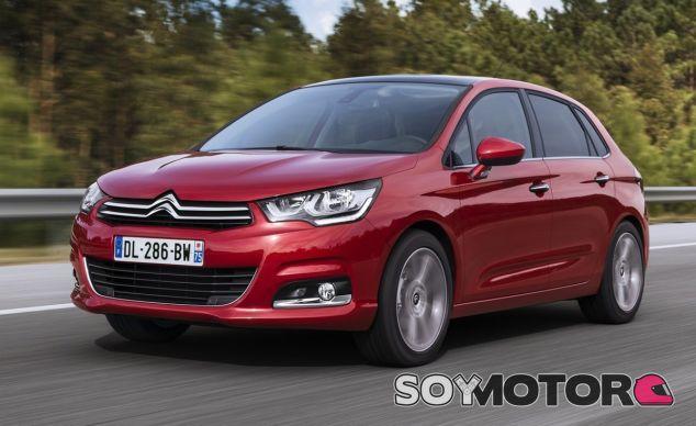 El Citroën C4, en su versión berlina, será fabricado en Madrid junto al C4 Cactus - SoyMotor