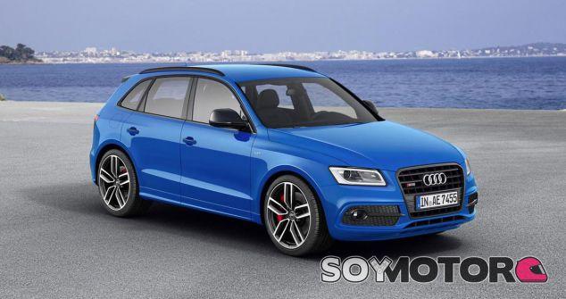El Audi SQ5 gana caballos y deportividad con cada versión - SoyMotor