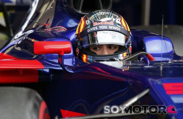 """Sainz: """"Hemos perdido tiempo, pero estoy contento con el rodaje"""" - SoyMotor"""