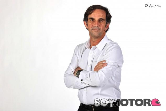 """Brivio le pone el listón alto al A521: """"Hay que luchar regularmente por podios"""" - SoyMotor.com"""