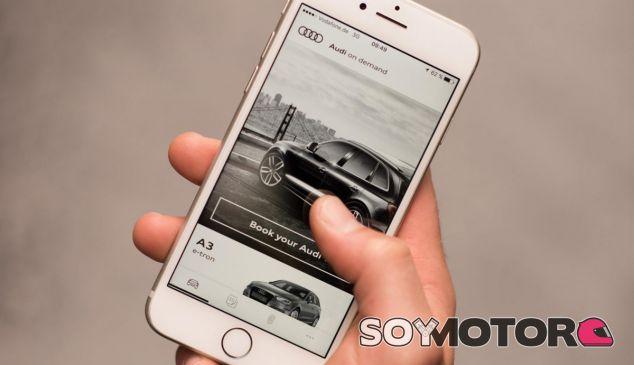 Los sistemas conectados cada vez tienen más peso en los vehículos de Audi - SoyMotor