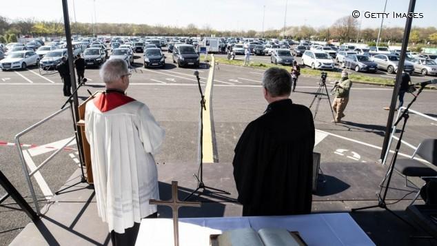 Imagen del servicio religioso en Düsseldorf - SoyMotor.com