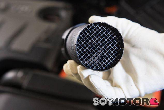 Este es el filtro con el que se solucionarán los problemas de los motores 1.6 TDI - SoyMotor