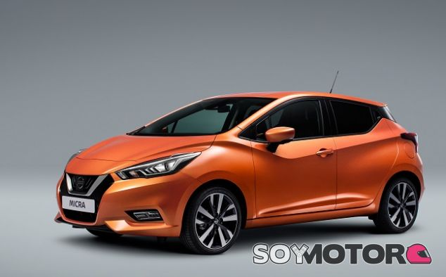 Nuevo Nissan Micra - SoyMotor.com