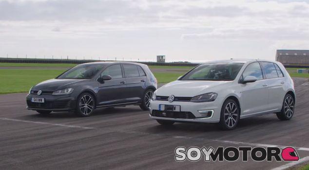 Dos de los seis Volkswagen Golf a examen listos para arrancar su vuelta - SoyMotor