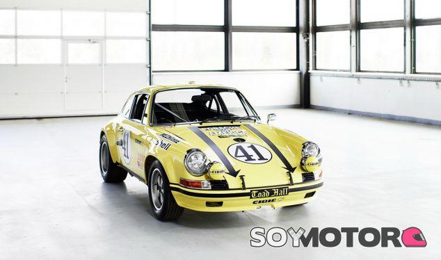El estado en el que encontró Porsche esta unidad era más que lamentable - SoyMotor