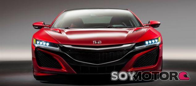 Honda no descarta un NSX Type R