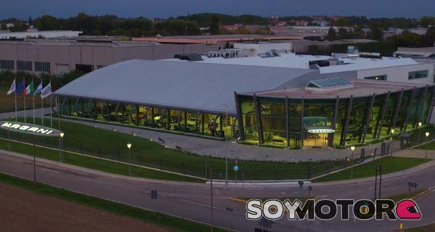 Esta es la imagen final de la nueva factoría-museo de Pagani en Italia - SoyMotor
