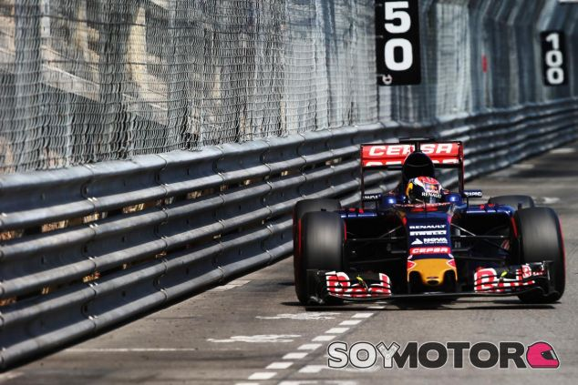 Verstappen en Mónaco - LaF1.es