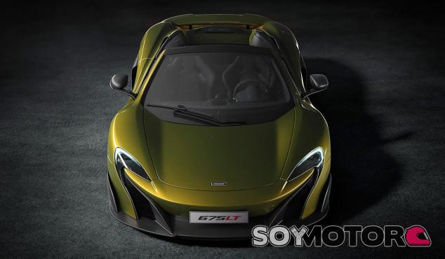 El McLaren 675LT Spider ya está aquí - SoyMotor