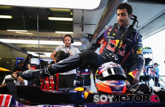 De escudero a líder: 2014 fue el año de la graduación de Daniel Ricciardo - LaF1