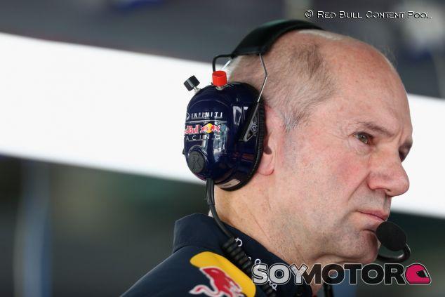 Adrian Newey seguirá siendo el director técnico de Red Bull en el futuro - LaF1