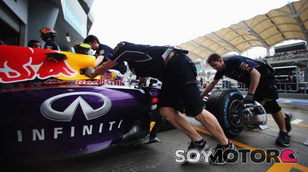 Daniel Ricciardo en el Gran Premio de Malasia - LaF1