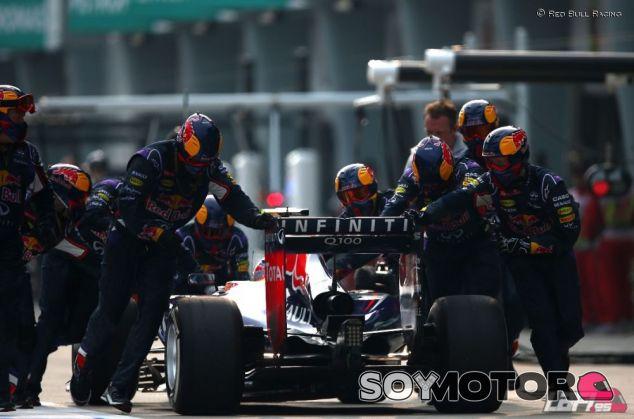 Red Bull en Malasia - LaF1