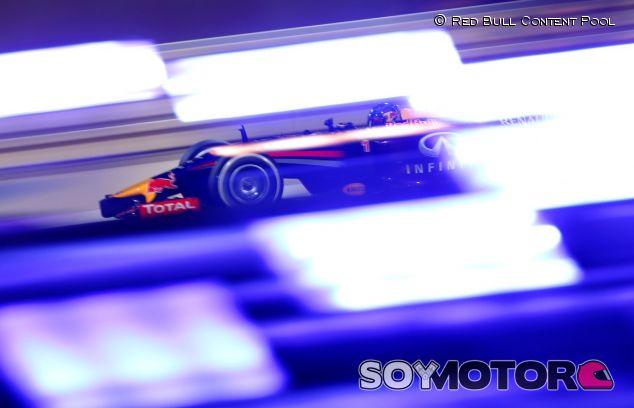 Sebastian Vettel en el Gran Premio de Baréin - LaF1