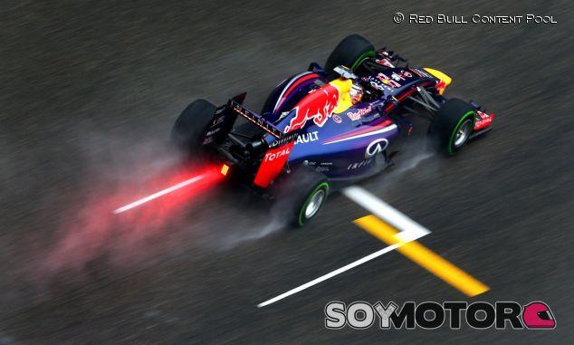 Sebastian Vettel en el Gran Premio de China - LaF1