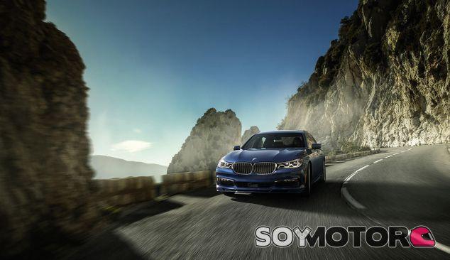 Mientras BMW se decide a lanzar un M7, Alpina despliega sus argumentos - SoyMotor