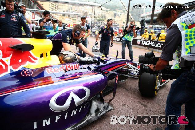 Sebastian Vettel en Montecarlo - LaF1