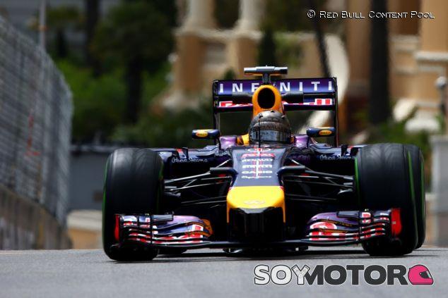 Sebastian Vettel en el pasado Gran Premio de Mónaco - LaF1